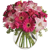 flowers arranged in vase