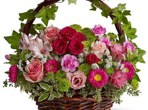 victorian era floral arr